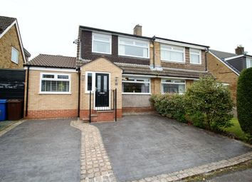 Thumbnail 3 bed semi-detached house for sale in Neston Road, Walshaw, Bury, Lancashire