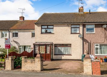 Thumbnail 3 bed semi-detached house for sale in Eaton Road, Rocester, Uttoxeter