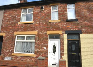 Thumbnail 2 bed terraced house for sale in Leamington Parade, Hartlepool