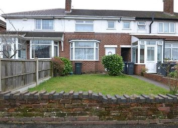 Thumbnail 3 bed terraced house to rent in Dyas Road, Great Barr, Birmingham
