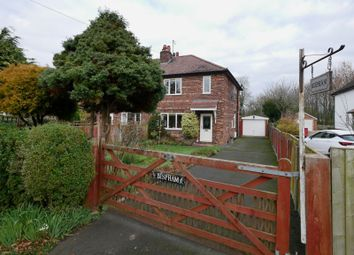 Thumbnail 3 bed semi-detached house for sale in Shay Lane, Tarvin, Chester