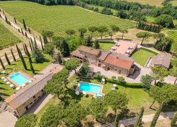 Thumbnail 27 bed farmhouse for sale in Florence, Tavarnelle Val di Pesa, Florence, Tuscany, Italy