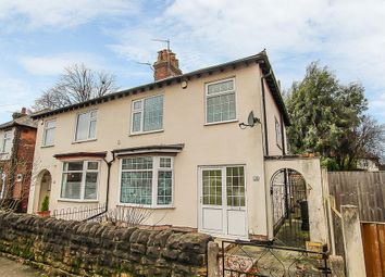 2 bed semi-detached house for sale in Albert Avenue, Carlton, Nottingham NG4