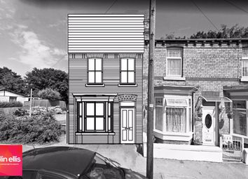 Thumbnail 2 bed end terrace house for sale in Commercial Street, Scarborough