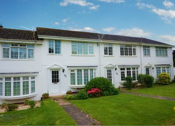 Thumbnail 3 bedroom terraced house for sale in Cotmaton Road, Sidmouth