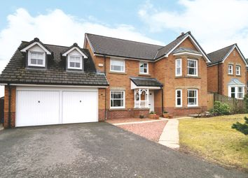 Thumbnail 4 bed detached house for sale in Kellie Wynd, Dunblane