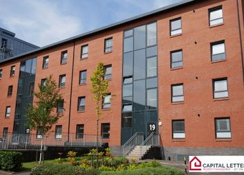Thumbnail 2 bed flat to rent in Cardon Square, Renfrew, Renfrewshire