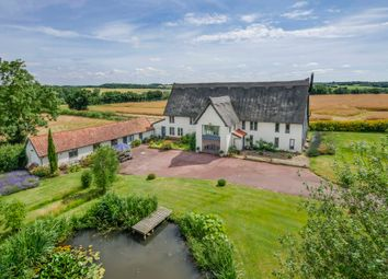 Thumbnail 5 bed detached house for sale in Preston St Mary, Sudbury, Suffolk