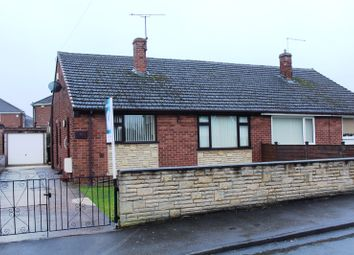 Thumbnail 2 bed semi-detached bungalow to rent in Denholme Meadow, South Elmsall