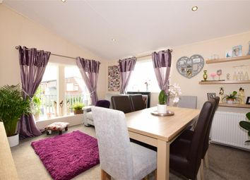Thumbnail 2 bedroom mobile/park home for sale in Farlington Marshes, Portsmouth, Hampshire