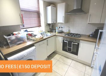 Thumbnail 3 bed flat to rent in Treherbert Street, Cathays, Cardiff