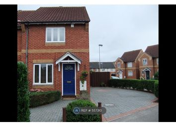 Thumbnail 2 bed semi-detached house to rent in Pacific Close, Feltham