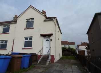 Thumbnail 3 bed flat for sale in Adams Avenue, Saltcoats, North Ayrshire
