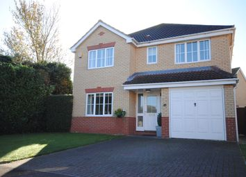Thumbnail 4 bedroom detached house for sale in Gunson Gate, Chelmsford