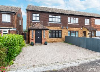 Thumbnail 3 bed end terrace house for sale in Croft Corner, Old Windsor, Berkshire