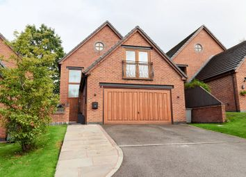 Thumbnail 5 bed detached house for sale in Horseshoe Drive, Macclesfield