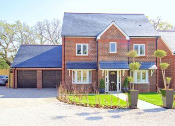 Thumbnail 5 bed detached house for sale in The Spinney, Redlands Lane, Off Long Copse Lane, Emsworth PO10. Last One Remaining!