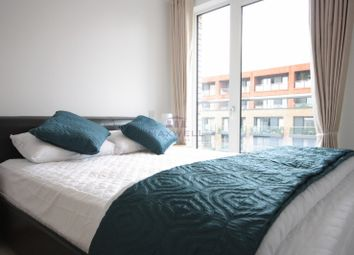 Thumbnail 1 bed flat to rent in Seafarer Way, Canada Water, London
