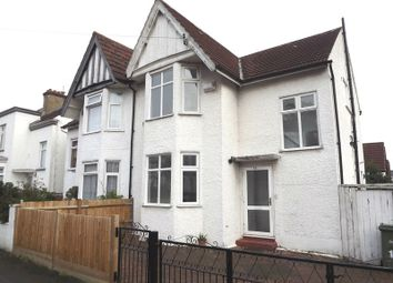 Thumbnail 4 bed end terrace house to rent in Selsdon Road, London