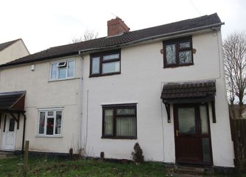 Thumbnail 3 bedroom semi-detached house for sale in Walford Avenue, Wolverhampton