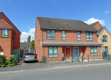 Thumbnail 3 bed semi-detached house for sale in Brocksby Chase, Bolton
