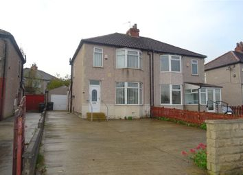Thumbnail 4 bed semi-detached house for sale in Mayo Avenue, Bradford, West Yorkshire
