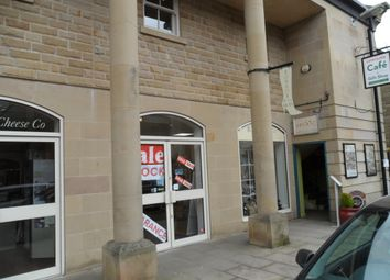 Thumbnail Retail premises to let in Market Street, Bakewell, Derbyshire