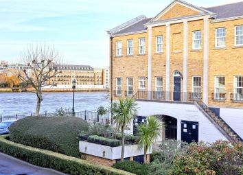 Thumbnail 1 bed flat for sale in Frederick Square, Sovereign Crescent, Rotherhithe, London