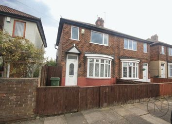Thumbnail 2 bed semi-detached house for sale in Swinburn Road, Stockton-On-Tees