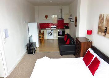 Thumbnail Studio to rent in Upper Bond Street, Hinckley