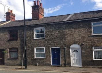 Thumbnail 2 bed terraced house to rent in Out Westgate, Bury St. Edmunds