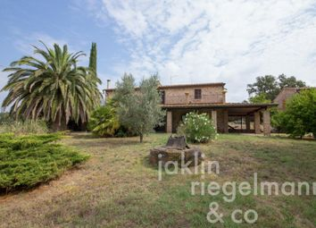 Thumbnail 5 bed country house for sale in Italy, Tuscany, Grosseto, Roccastrada.