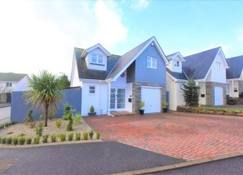 Thumbnail 3 bed detached house for sale in Grove Park Court, Liskeard, Cornwall