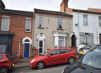 Thumbnail 4 bed terraced house for sale in Cheviot Street, Lincoln