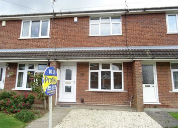 Thumbnail 2 bed town house to rent in Moore Road, Barwell, Leicester