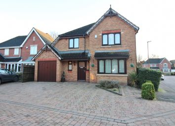 Thumbnail 4 bed detached house for sale in Redbourn Road, Bloxwich, Walsall