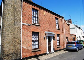 Thumbnail 4 bedroom end terrace house for sale in Kings Lynn, Norfolk