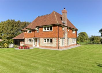 Thumbnail 4 bedroom detached house for sale in Wallace Square, Lavington Park, Petworth, West Sussex