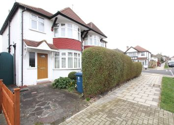 Thumbnail 3 bed semi-detached house for sale in Queens Walk Royal Estate, Harrow