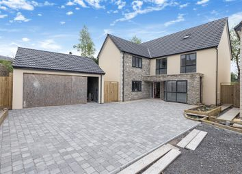 Thumbnail 5 bed detached house for sale in Bath Road, Willsbridge, Bristol