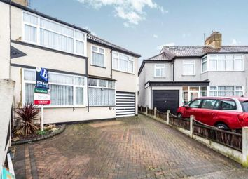 Thumbnail 5 Bed Semi Detached House For Sale In Milton Avenue Hornchurch