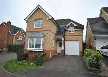 Thumbnail 3 bed detached house for sale in Jepps Close, Cheshunt, Waltham Cross