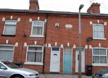 Thumbnail 2 bed terraced house for sale in Medway Street, Highfield, Leicester