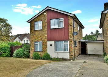 Thumbnail 3 bed detached house for sale in Rectory Close, Farnham Royal, Slough, Buckinghamshire