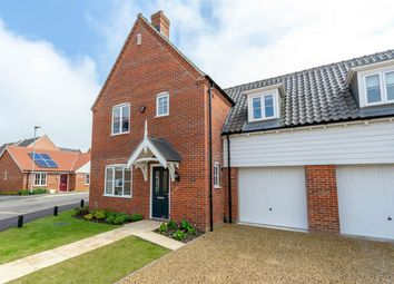 Thumbnail 3 bed semi-detached house for sale in Mill Road, Greenway Lane, Wells-Next-The-Sea
