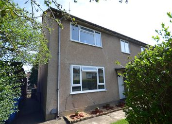 Thumbnail 2 bed maisonette for sale in Meadow Road, Farnborough, Hampshire