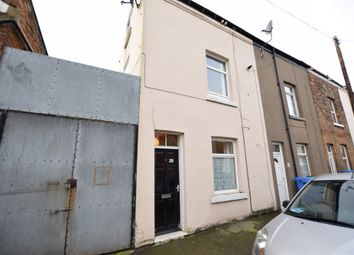 Thumbnail 1 bed end terrace house for sale in Vine Street, Scarborough