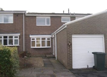 Thumbnail 3 bed terraced house for sale in Rothley Court, Killingworth, Newcastle Upon Tyne