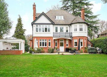 Thumbnail 5 bedroom detached house for sale in Beechwood Avenue, Weybridge, Surrey