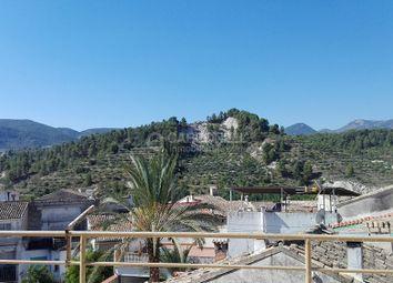 Thumbnail 8 bed villa for sale in Benilloba, Costa Blanca North, Costa Blanca, Valencia, Spain
